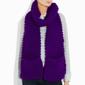 JOLLY POCKET SCARF