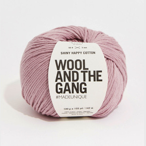 Shiny Happy Cotton_Mellow Mauve