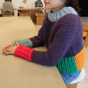 Sweater Coloré kit