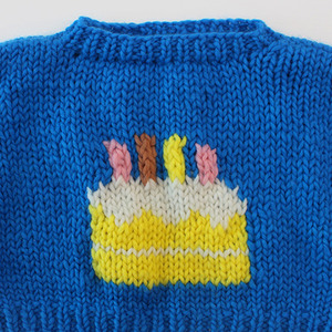 Birthday Sweater For Kids