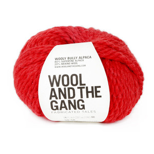 Lipstick Red (Wooly Bully)