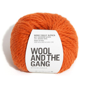 Rusty Orange (Wooly Bully)