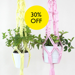 Plant Hanger 2SET DIY KITS