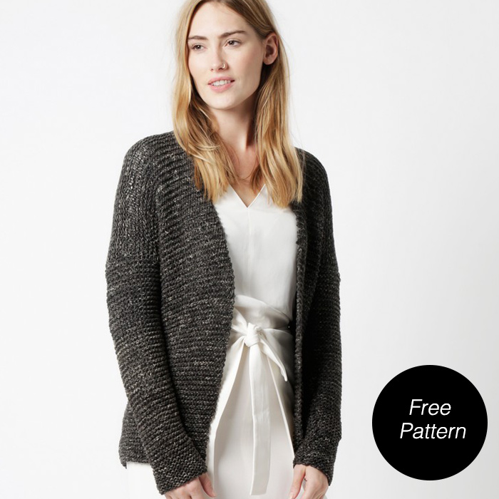 Corrina Cardigan Kit