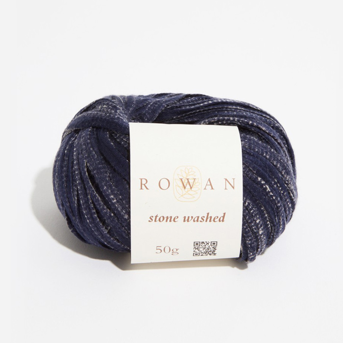 Stone Washed Navy Aged